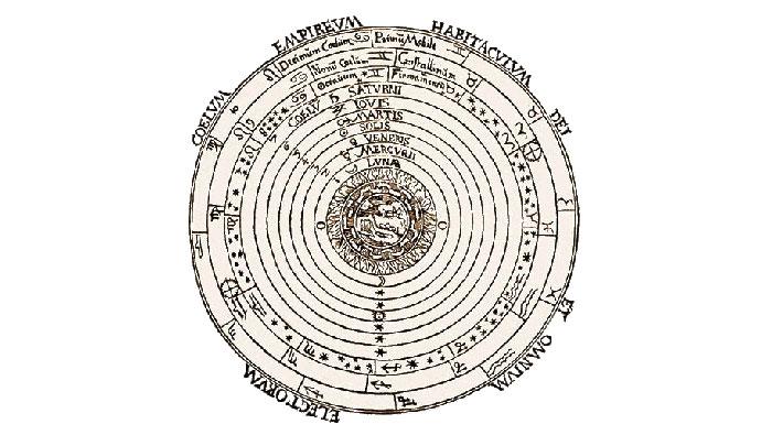 El cosmos aristotélico