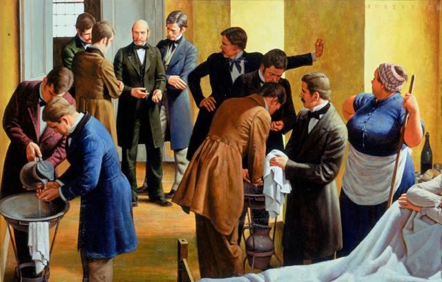Cuando Semmelweis salvó a cientos demadres